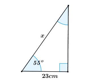 Right Triangle Trig Pictures to pin on Pinterest